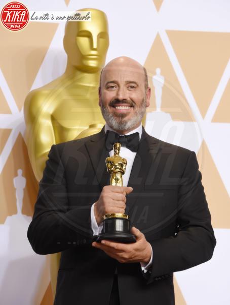 Mark Bridges - Hollywood - 04-03-2018 - Oscar 2018: ecco chi ha vinto l'ambitissima moto d'acqua