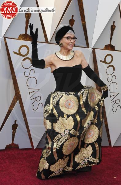Rita Moreno - Los Angeles - 04-03-2018 - Oscar 2018: Rita Moreno ricicla il vestito... e non è la sola!