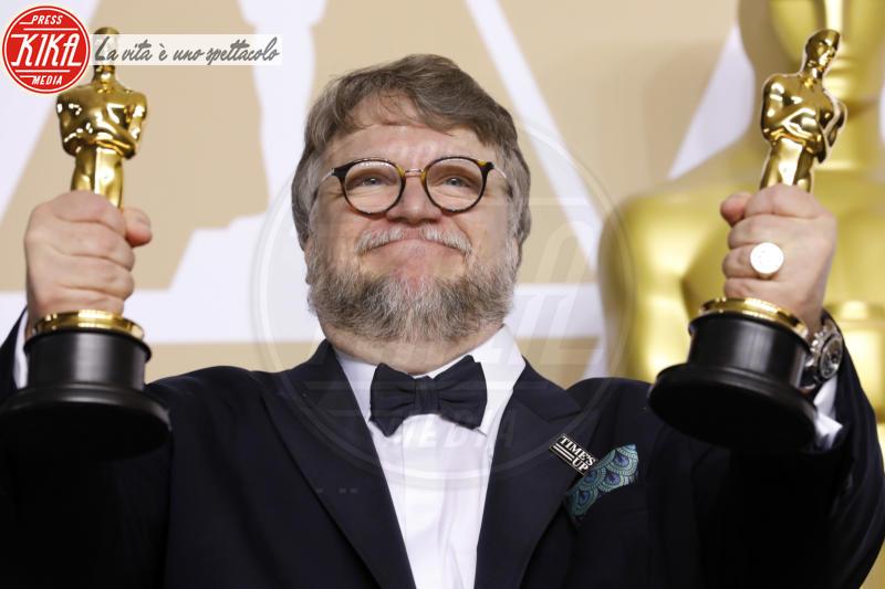 Guillermo del Toro - Los Angeles - 04-03-2018 - Guillermo del Toro dirigera' Pinocchio per Netflix
