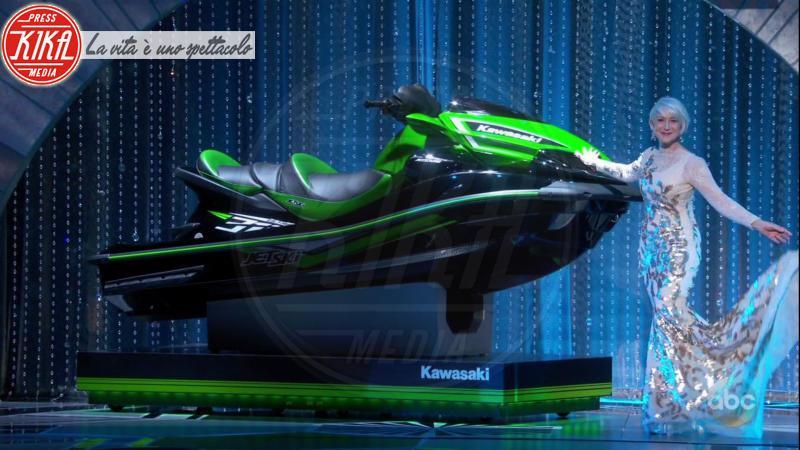Helen Mirren - 05-03-2018 - Oscar 2018: ecco chi ha vinto l'ambitissima moto d'acqua