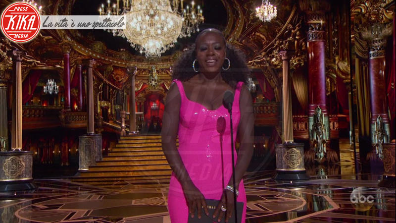 Viola Davis - 05-03-2018 - Oscar 2018: Frances McDormand salva una cerimonia blanda