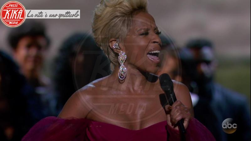Mary J. Blige - 05-03-2018 - Oscar 2018: Frances McDormand salva una cerimonia blanda