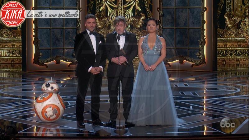 Kelly Marie Tran, Oscar Isaac, Mark Hamill - 05-03-2018 - Oscar 2018: Frances McDormand salva una cerimonia blanda