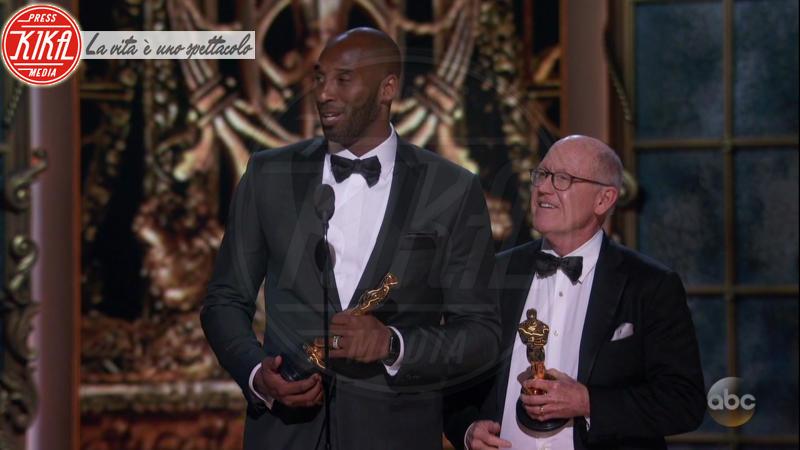 Glen Keane, Kobe Bryant - 05-03-2018 - Oscar 2018: Frances McDormand salva una cerimonia blanda