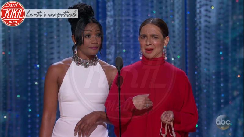 Tiffany Haddish, Maya Rudolph - 05-03-2018 - Oscar 2018: Frances McDormand salva una cerimonia blanda