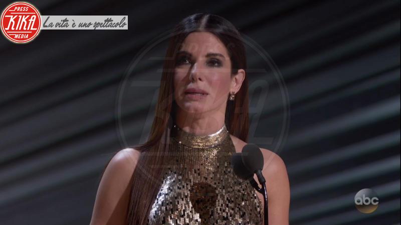 Sandra Bullock - 05-03-2018 - Oscar 2018: Frances McDormand salva una cerimonia blanda