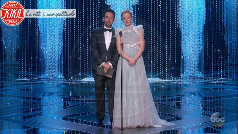 Lin-Manuel Miranda, Emily Blunt - 05-03-2018 - Oscar 2018: Frances McDormand salva una cerimonia blanda