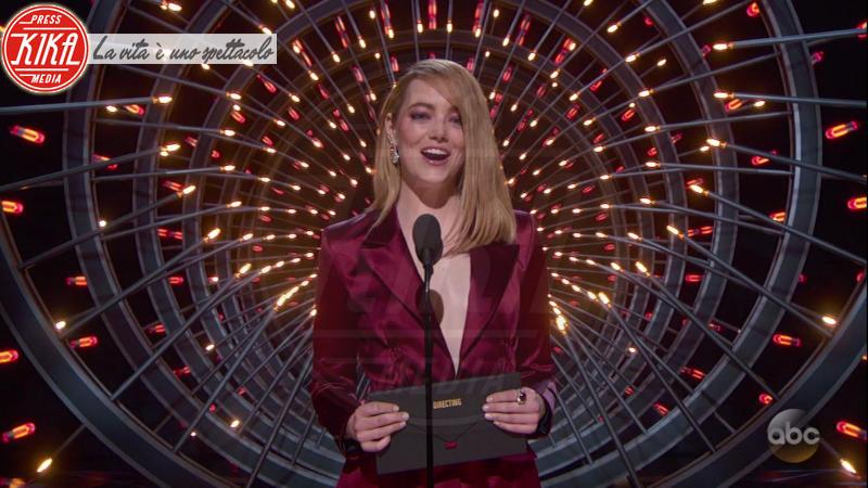 Emma Stone - 05-03-2018 - Oscar 2018: Frances McDormand salva una cerimonia blanda