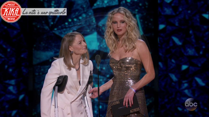 Jennifer Lawrence, Jodie Foster - 05-03-2018 - Oscar 2018: Frances McDormand salva una cerimonia blanda