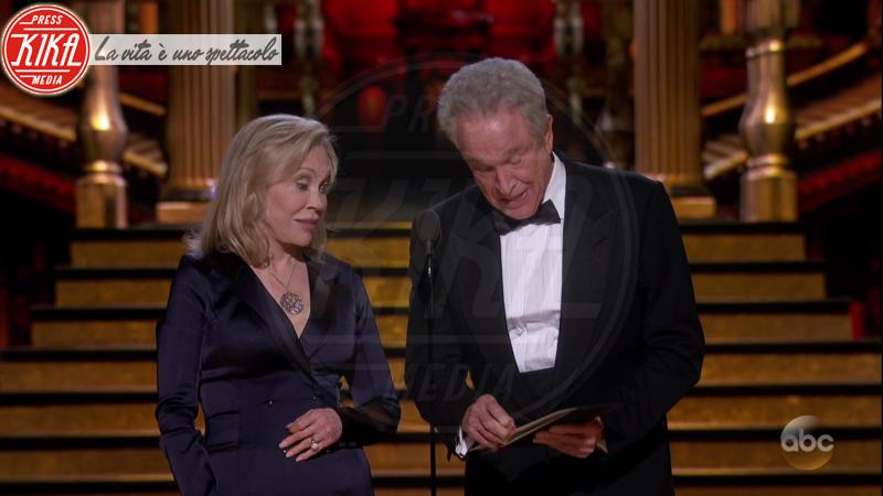 Warren Beatty, Faye Dunaway - 05-03-2018 - Oscar 2018: Frances McDormand salva una cerimonia blanda
