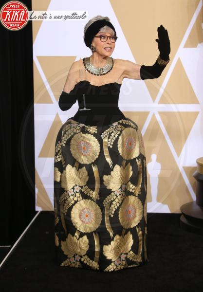 Rita Moreno - Hollywood - 04-03-2018 - Oscar 2018: Rita Moreno ricicla il vestito... e non è la sola!