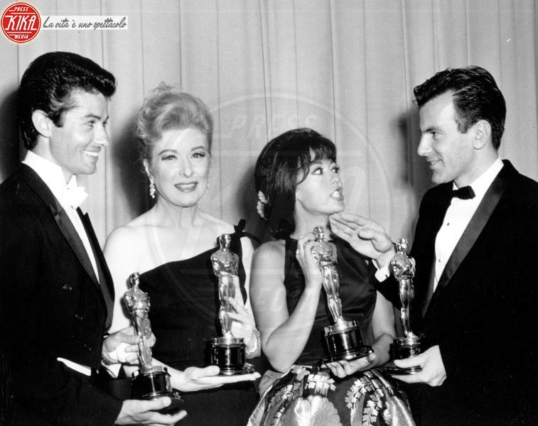 Rita Moreno - 01-01-1962 - Oscar 2018: Rita Moreno ricicla il vestito... e non è la sola!