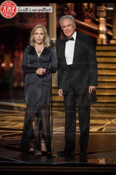 Warren Beatty, Faye Dunaway - Hollywood - 04-03-2018 - Oscar 2018: Rita Moreno ricicla il vestito... e non è la sola!