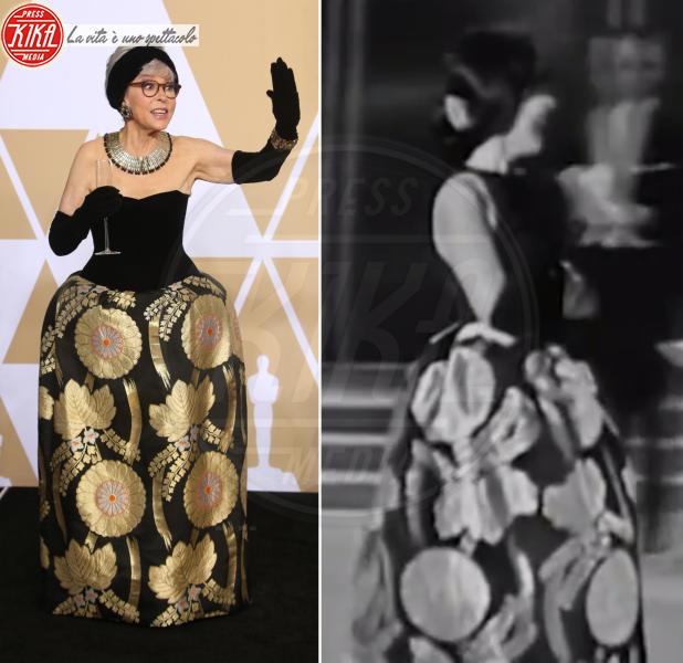 Rita Moreno - 05-03-2018 - Oscar 2018: Rita Moreno ricicla il vestito... e non è la sola!