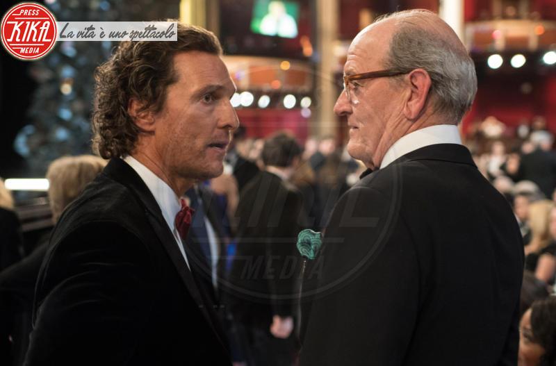 Matthew McConaughey - Los Angeles - 04-03-2018 - Oscar 2018: ecco tutto quello che è successo