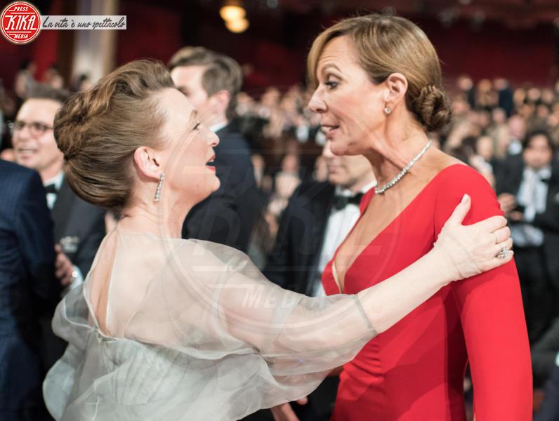 Allison Janney - Los Angeles - 04-03-2018 - Oscar 2018: ecco tutto quello che è successo