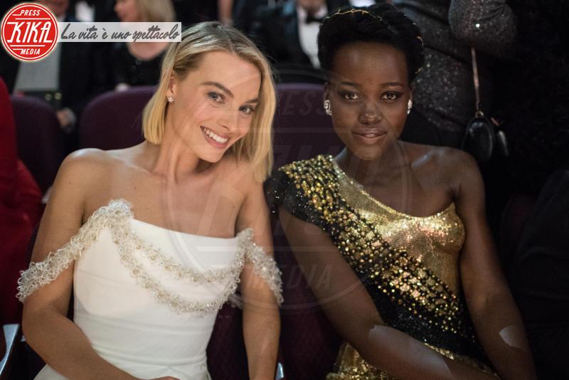 Lupita Nyong'o, Margot Robbie - Los Angeles - 04-03-2018 - Oscar 2018: ecco tutto quello che è successo