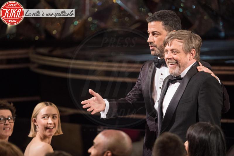 Jimmy Kimmel, Mark Hamill - Los Angeles - 04-03-2018 - Oscar 2018: ecco tutto quello che è successo