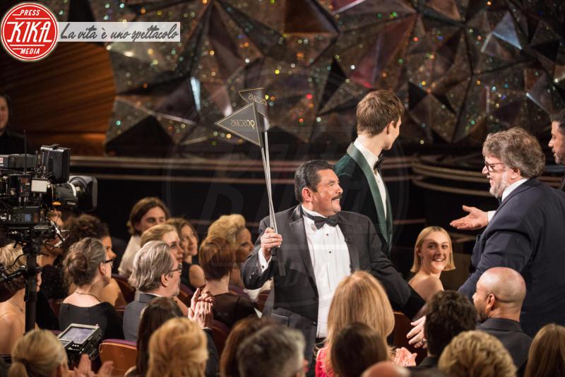 Guillermo Rodriguez, Guillermo del Toro - Los Angeles - 04-03-2018 - Oscar 2018: ecco tutto quello che è successo