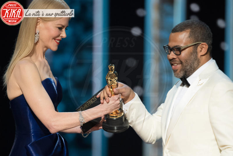 Jordan Peele, Nicole Kidman - Los Angeles - 04-03-2018 - Oscar 2018: ecco tutto quello che è successo