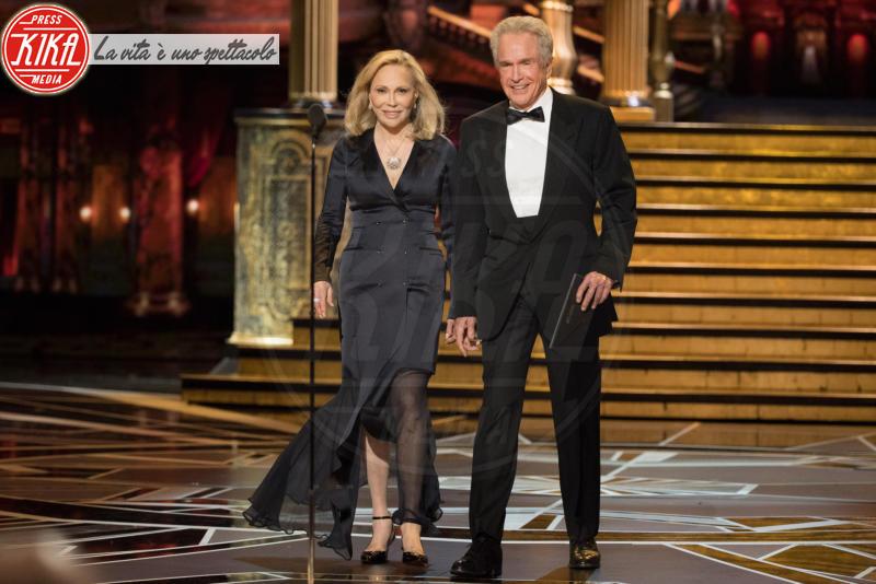 Warren Beatty, Faye Dunaway - Los Angeles - 04-03-2018 - Oscar 2018: ecco tutto quello che è successo