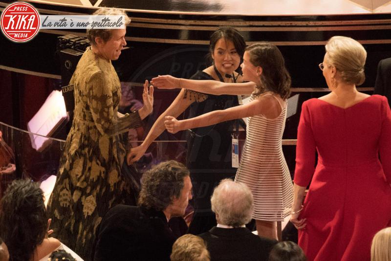 Frances Mcdormand - Los Angeles - 04-03-2018 - Oscar 2018: ecco tutto quello che è successo
