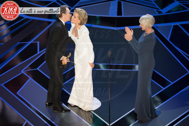 Jane Fonda, Gary Oldman, Helen Mirren - Los Angeles - 04-03-2018 - Oscar 2018: ecco tutto quello che è successo