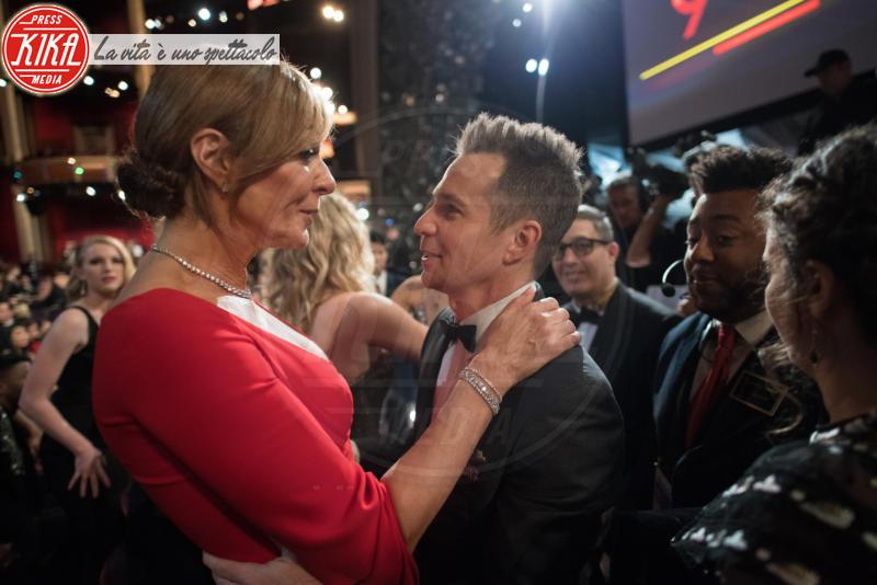 Sam Rockwell, Allison Janney - Los Angeles - 04-03-2018 - Oscar 2018: ecco tutto quello che è successo