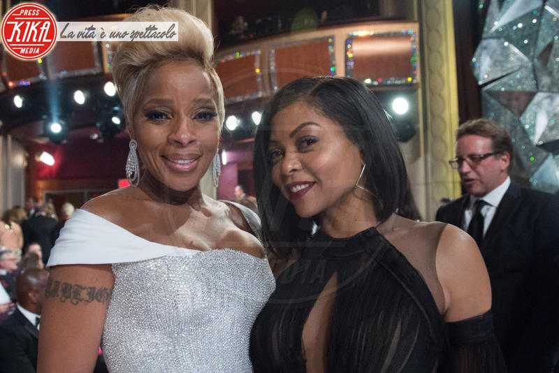 Mary J Blige, Taraji P. Henson - Los Angeles - 04-03-2018 - Oscar 2018: ecco tutto quello che è successo