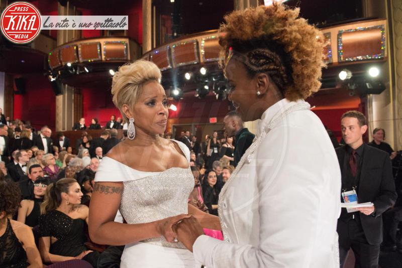 Mary J. Blige - Los Angeles - 04-03-2018 - Oscar 2018: ecco tutto quello che è successo