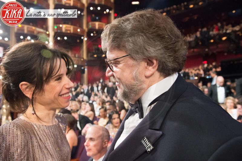 Sally Hawkins, Guillermo del Toro - Los Angeles - 04-03-2018 - Oscar 2018: ecco tutto quello che è successo