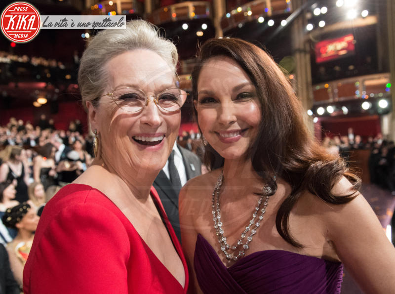 Ashley Judd, Meryl Streep - Los Angeles - 04-03-2018 - Oscar 2018: ecco tutto quello che è successo