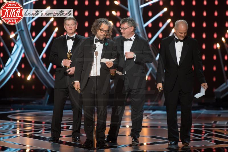 Los Angeles - 04-03-2018 - Oscar 2018: ecco tutto quello che è successo