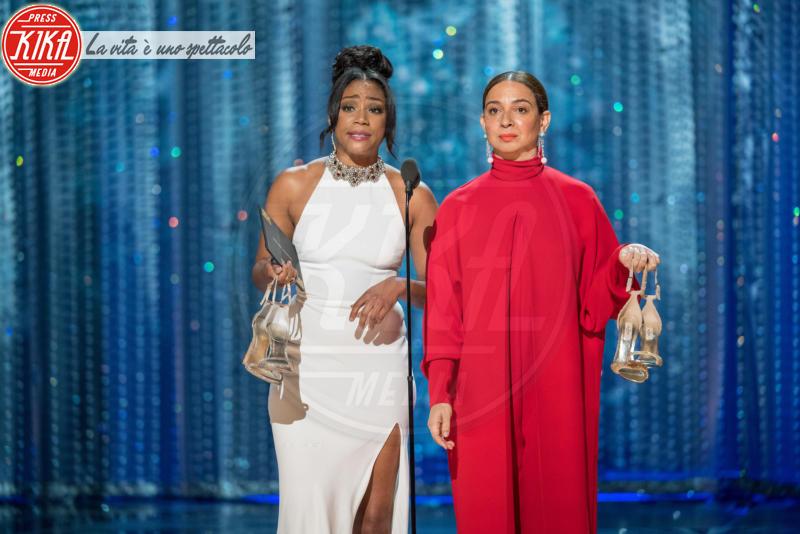 Tiffany Haddish, Maya Rudolph - Los Angeles - 04-03-2018 - Oscar 2018: ecco tutto quello che è successo