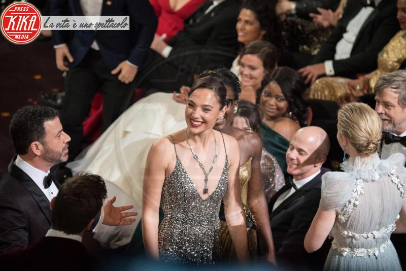 Gal Gadot - Los Angeles - 04-03-2018 - Oscar 2018: ecco tutto quello che è successo