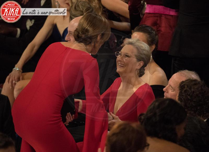 Allison Janney, Meryl Streep - Los Angeles - 04-03-2018 - Oscar 2018: ecco tutto quello che è successo