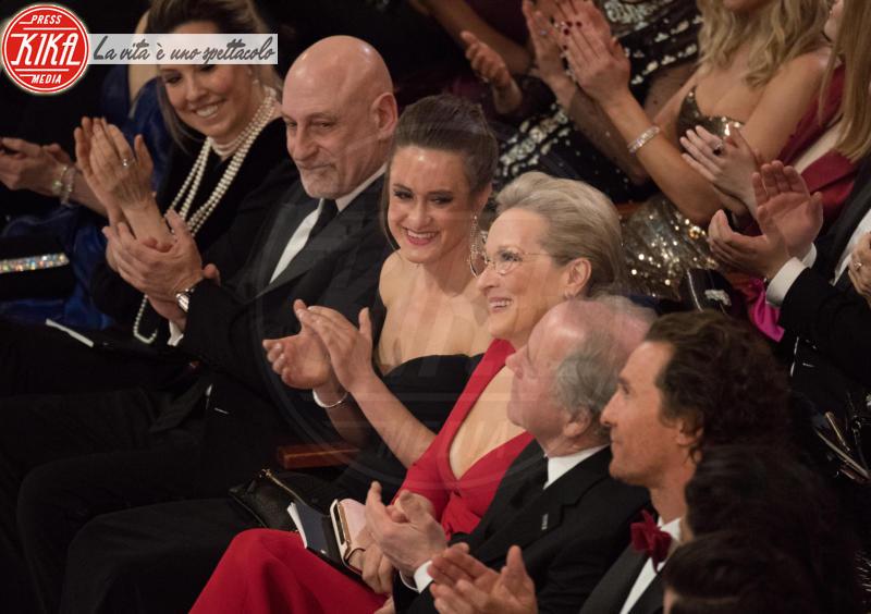 Meryl Streep - Los Angeles - 04-03-2018 - Oscar 2018: ecco tutto quello che è successo