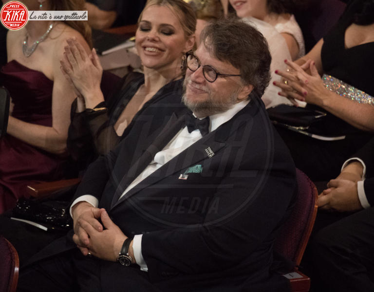 Guillermo del Toro - Los Angeles - 04-03-2018 - Oscar 2018: ecco tutto quello che è successo
