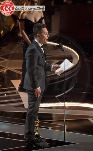 Sam Rockwell - Los Angeles - 04-03-2018 - Oscar 2018: ecco tutto quello che è successo