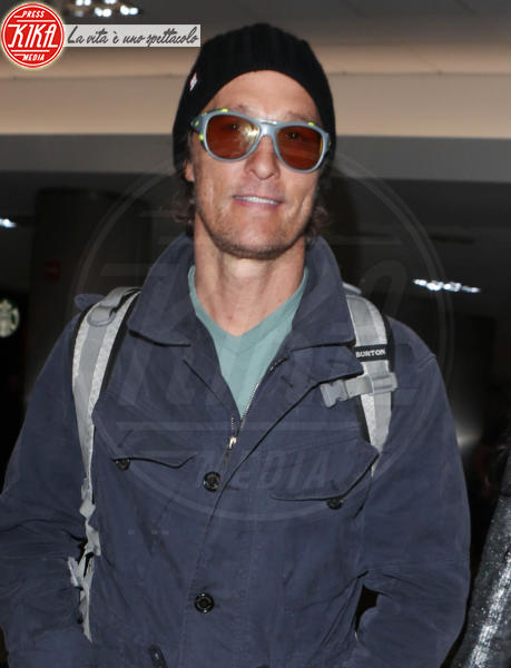 Matthew McConaughey - Los Angeles - 02-03-2018 - The Batman: Matthew McConaughey sarà Harvey Dent