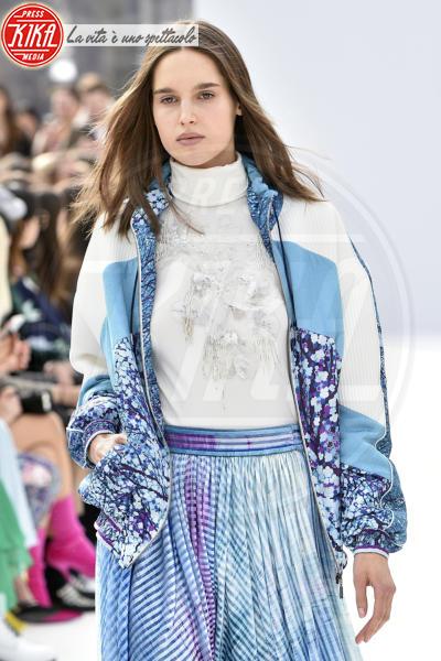 sfilata Leonard - Parigi - 05-03-2018 - Paris Fashion Week: la sfilata di Leonard