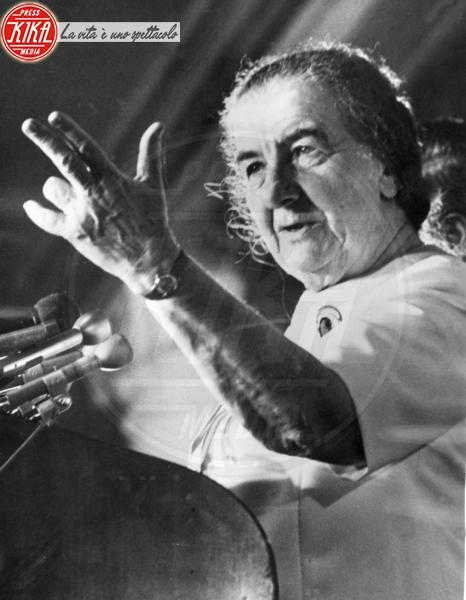 Golda Meir - Londra - 22-10-1970 - 8 marzo: donne al comando, il sesso 'debole' al potere
