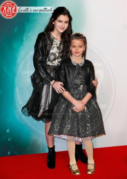 Emily Carey - Londra - 06-03-2018 - Alicia Vikander, Lara Croft è un'eroina tutta colorata