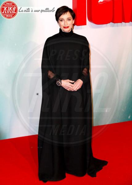 Kristin Scott Thomas - Londra - 06-03-2018 - Alicia Vikander, Lara Croft è un'eroina tutta colorata