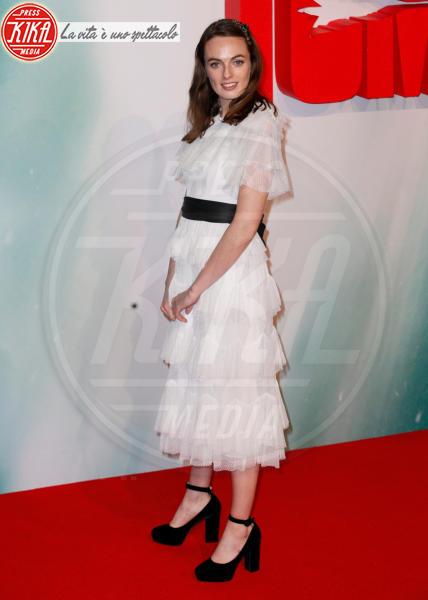 Violet Manners - Londra - 06-03-2018 - Alicia Vikander, Lara Croft è un'eroina tutta colorata