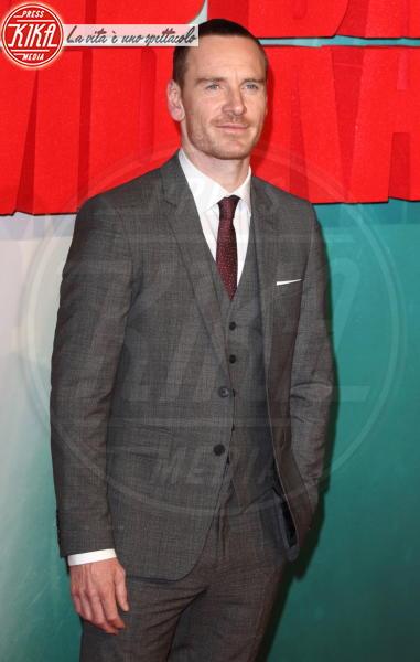 Michael Fassbender - Londra - 06-03-2018 - Alicia Vikander, Lara Croft è un'eroina tutta colorata
