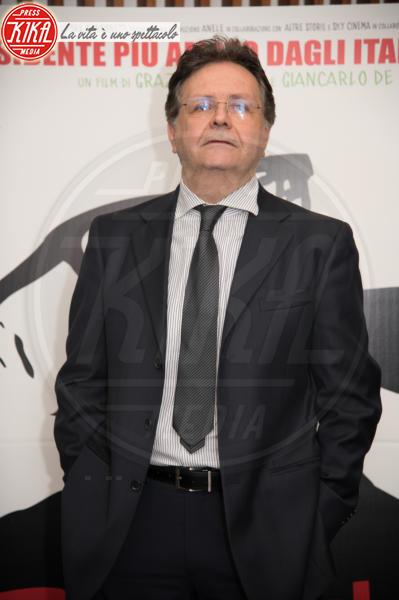 Graziano Diana - Roma - 07-03-2018 - Pertini il combattente, Napolitano omaggia il Presidente rock