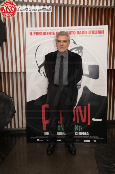 Giancarlo De Cataldo - Roma - 07-03-2018 - Pertini il combattente, Napolitano omaggia il Presidente rock