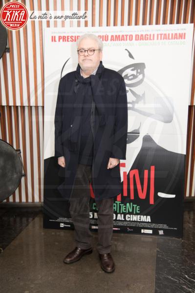 Roberto Andò - Roma - 07-03-2018 - Pertini il combattente, Napolitano omaggia il Presidente rock