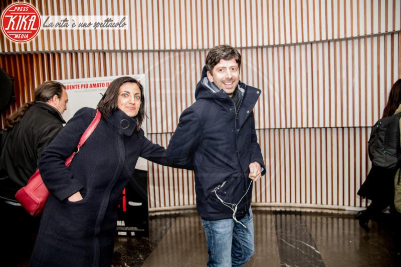 Roberto Speranza - Roma - 07-03-2018 - Pertini il combattente, Napolitano omaggia il Presidente rock